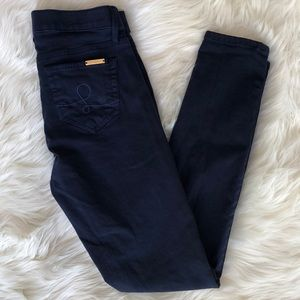 Lilly Pulitzer South Ocean Skinny Jeans in Blue